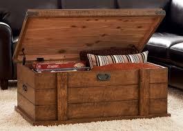 lovely blanket storage chest diy