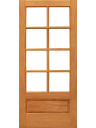 single interior french door home depot 8 lite mahogany 1 panel glass by wood 3 4