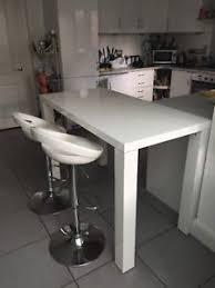 Bar tables ikea Dining Image Is Loading Ikeawhiteglosstoresundbartable2chairs Ebay Ikea White Gloss Toresund Bar Table Chairs Rrp 23000 Ebay