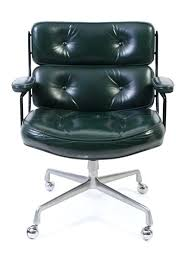 green leather office chair. Green Leather Office Chair Executive . 2