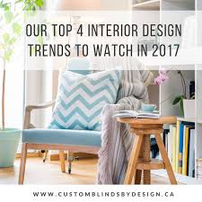 Small Picture Home Decor and Design Trends for 2017 Custom Blinds by Design