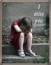i miss you sad mypic