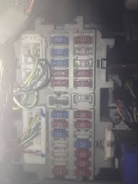 2011 nissan altima fuse box diagram vehiclepad 2004 nissan nissan altima sl i need a detailed fusebox diagram for a 2004