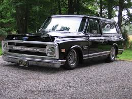 k52wd70 1970 Chevrolet Blazer Specs, Photos, Modification Info at ...