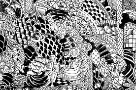 Creativity Cool Black And White Designs Pattern I With Inspiration Decorating
