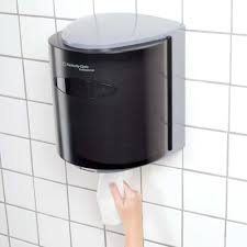 paper towel dispenser for home bathroom. Kimberly-Clark Roll Control Center-Pull Paper Towel Dispenser For Home Bathroom