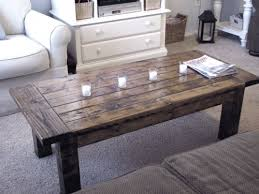 Luxury homemade wood coffee table simple free diy coffee table plans  homesthetics (1)