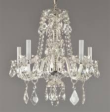 italian crystal chandelier c1950 vintage antique red glass ceiling light
