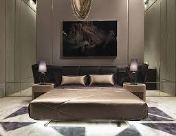 Italienische Schlafzimmer Set Bett Design