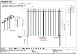 picket fence drawing. Ornamental Wrought Iron Fence Panels For Gardens \u0026 Pools Picket Drawing