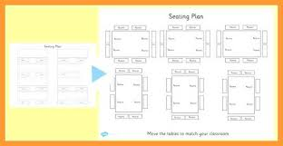 Create Seating Chart Template 9 10 Office Seating Chart Template Aikenexplorer Com