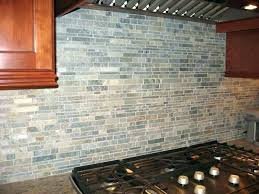 rock backsplash kitchen kitchen stacked rock river rock kitchen backsplash ideas