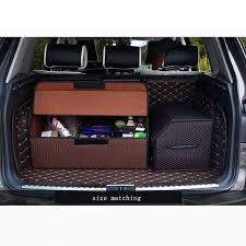 <b>car trunk</b> organizer <b>storage box</b> for Benz Ford toyota <b>car</b> boot ...