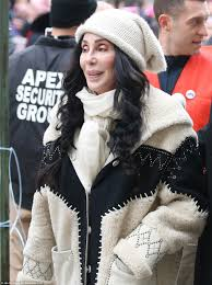 Secret Service to investigate Madonna Daily Mail Online Cher was another one of the big names at the Women s March in Washington on Saturday