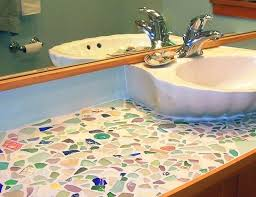 sea glass countertop danielmetcalf co