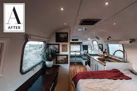 Airstream Interior Design Painting Best Inspiration Design