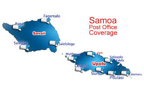 Office Coverage Samoa Post Office Post Office Coverage
