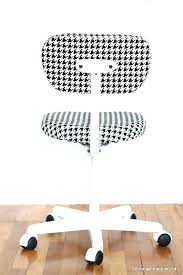 stylish desk chair stylish desk chair a thrift find turned into a sleek and