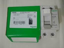 Disjunto Diferencial Residual (ida)dr Schneider 63a Bipola   Mercado Livre
