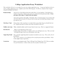 essay application essay format college admission essay format example pics college essay admission examples