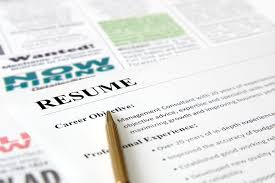 Finding A Job And Resumes