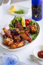 Season the chicken wings with salt and pepper and drizzle a little olive oil on them to prevent sticking. 17 Teriyaki Recipes You Must Make At Home Just One Cookbook