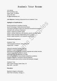 Template Tutor Resume Math Templates Responsibilities English Job