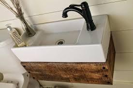 farmhouse sink ikea image of farm sink bathroom farmhouse sink to fit ikea cabinet