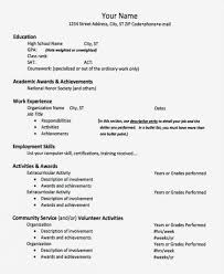 Awards Resume Awards Section Resume For And Acknowledgements Examples Best
