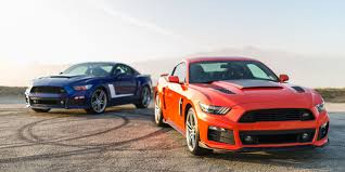 A Brief History of the Roush Mustang