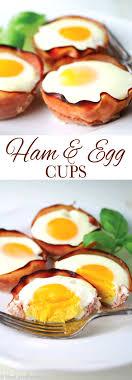 Best 25+ Ham egg cups ideas on Pinterest | Egg muffin cups, Quiche ...