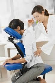 massage chair massage. corporate chair massage a