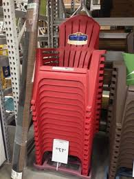 plastic adirondack chairs lowes. Exellent Adirondack Fresh Plastic Adirondack Chairs Lowes Interior Red Green Adiron  Medium Size Intended G