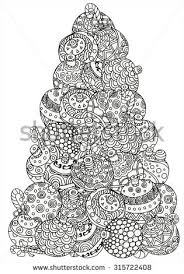 Small Picture Holiday Coloring Page Stock Images Royalty Free Images Vectors
