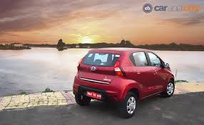 new car launches in july 2014 in india2016 Datsun rediGO Launched in India Prices Start at Rs 238