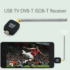Mobile Phone Dvb-t / Isdb-t Micro Usb Tv Antenna Tuner Pocket Receiver  Antenna Adapter For Android Mobile Phone Equipment Tablet - Buy 30dbi Dvb-t  Indoor Antenna Tv Antena,Tv Antenna For Mobile Phone,Tuner