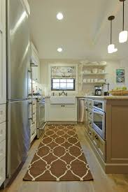 magnificent brown kitchen rugs with modern kitchen rugs cievi home