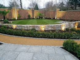 garden wall ideas dublin. multi level garden design foxrock wall ideas dublin c
