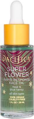 Pacifica <b>Super Flower</b> Rapid Response Face Oil   Ulta Beauty