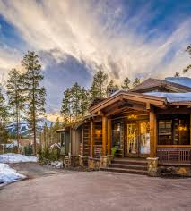 this luxury home is an elegant masterpiece in downtown sunbeam estates in breckenridge at the end of a quiet cul de sac and bordering carter park