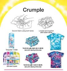 Tie Dye Patterns Diy