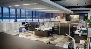 office design group. Toyota-WA-Head-Office_work-stations_Shaw-Contract-Group-Carpet- Office Design Group
