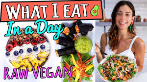 Raw Vegan Meal Plan To Lose Weight