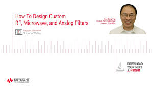 Microwave Filter Design Software Free Direct Synthesis Software Approach Facilitates Filter Design