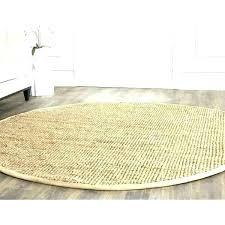 round natural rug target jute fiber area rugs cleaning grey tar