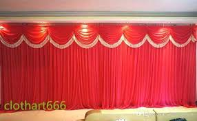 red carpet backdrop diy backdrop wedding backcloth with swags party curtain wedding scheme from stage curtains