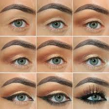 clic fall makeup tutorial in neutral colors