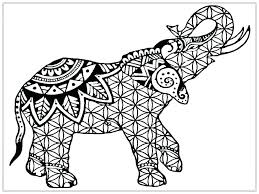 indian elephant coloring pages printable free coloring pages excellent pictures of elephants to color free printable