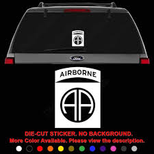 Designing an office table using the whole car body is one of the most popular projects which adds a distinctive style and imaginative flair to your working place. Amazon Com 82nd Airborne Division Army Die Cut Vinyl Decal Sticker For Car Truck Motorcycle Vehicle Window Bumper Wall Decor Laptop Helmet Size 6 Inch 15 Cm Tall And Color Gloss White