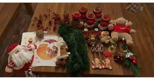 Weihnachtsdeko Set